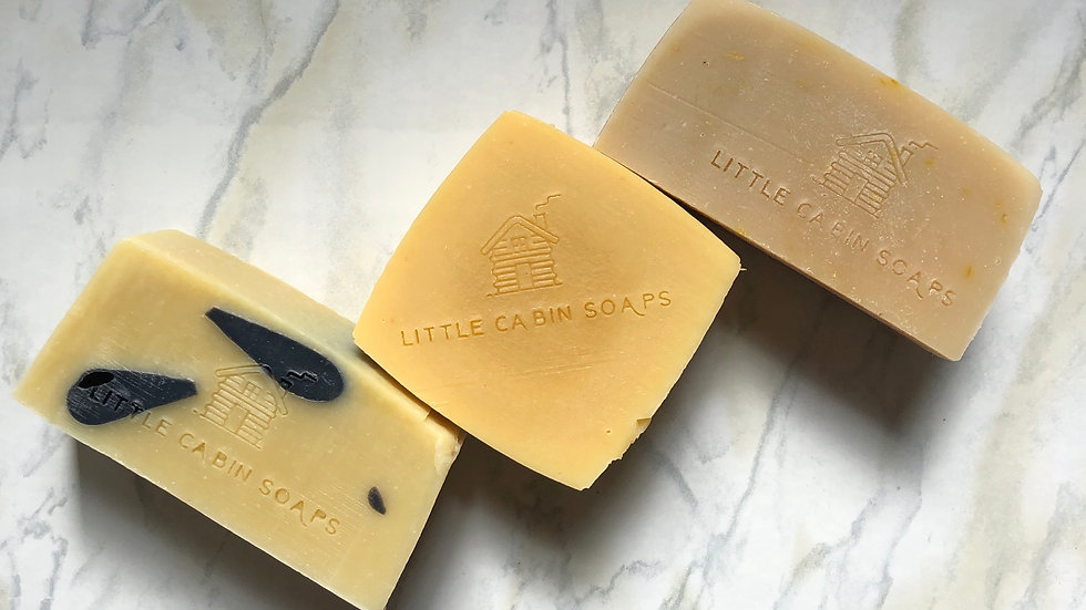 Milk Soap Collection