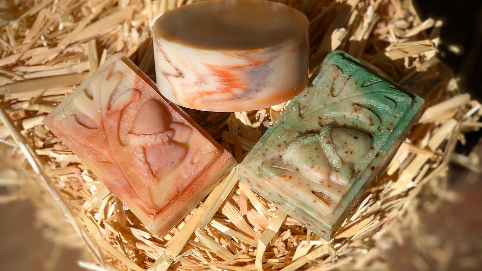 Soap Collection ~ by Little Cabin Soaps