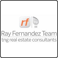 Ray Fernandez Team tng real estate consultants
