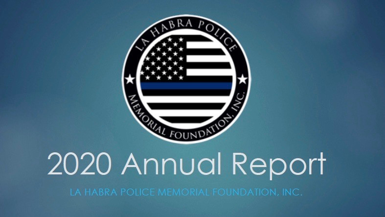LHPMF, Inc. 2020 Annual Report