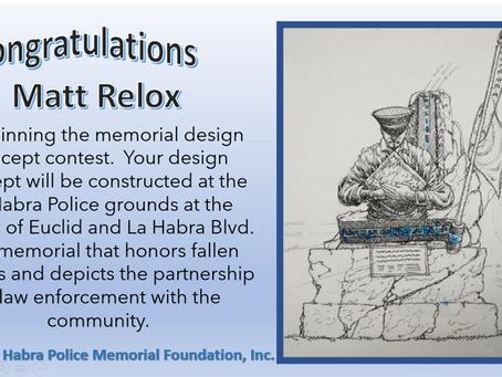 Congratulations to the La Habra Art Association and Matt Relox