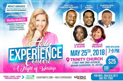 Holy Experience