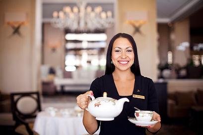 Tea Lady Service