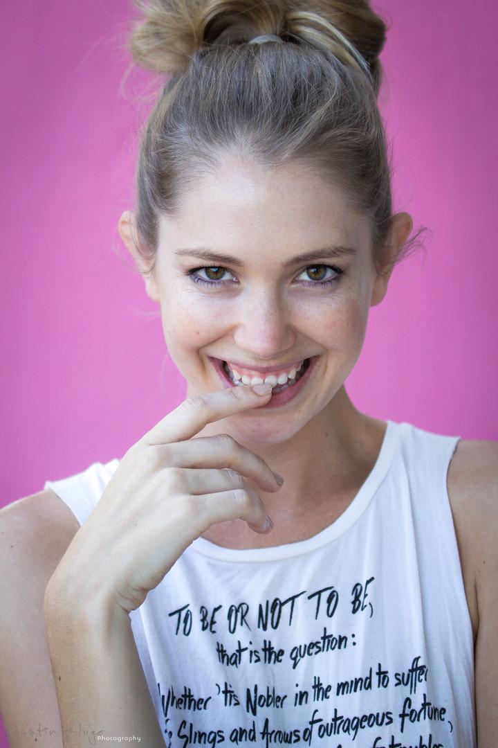 Kim Kirsty Senogles - Model (Hong Kong)