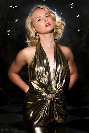 Casey Diepeveen - Actress