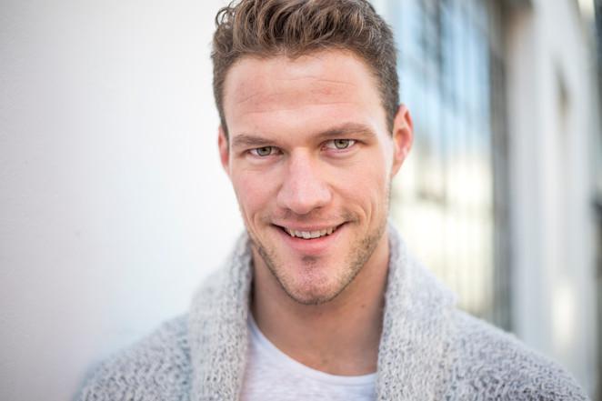 Sven-Eric Müller - Dancer (SA)