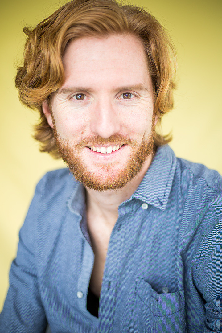 Rob Coutts - Actor/Comedian (SA)