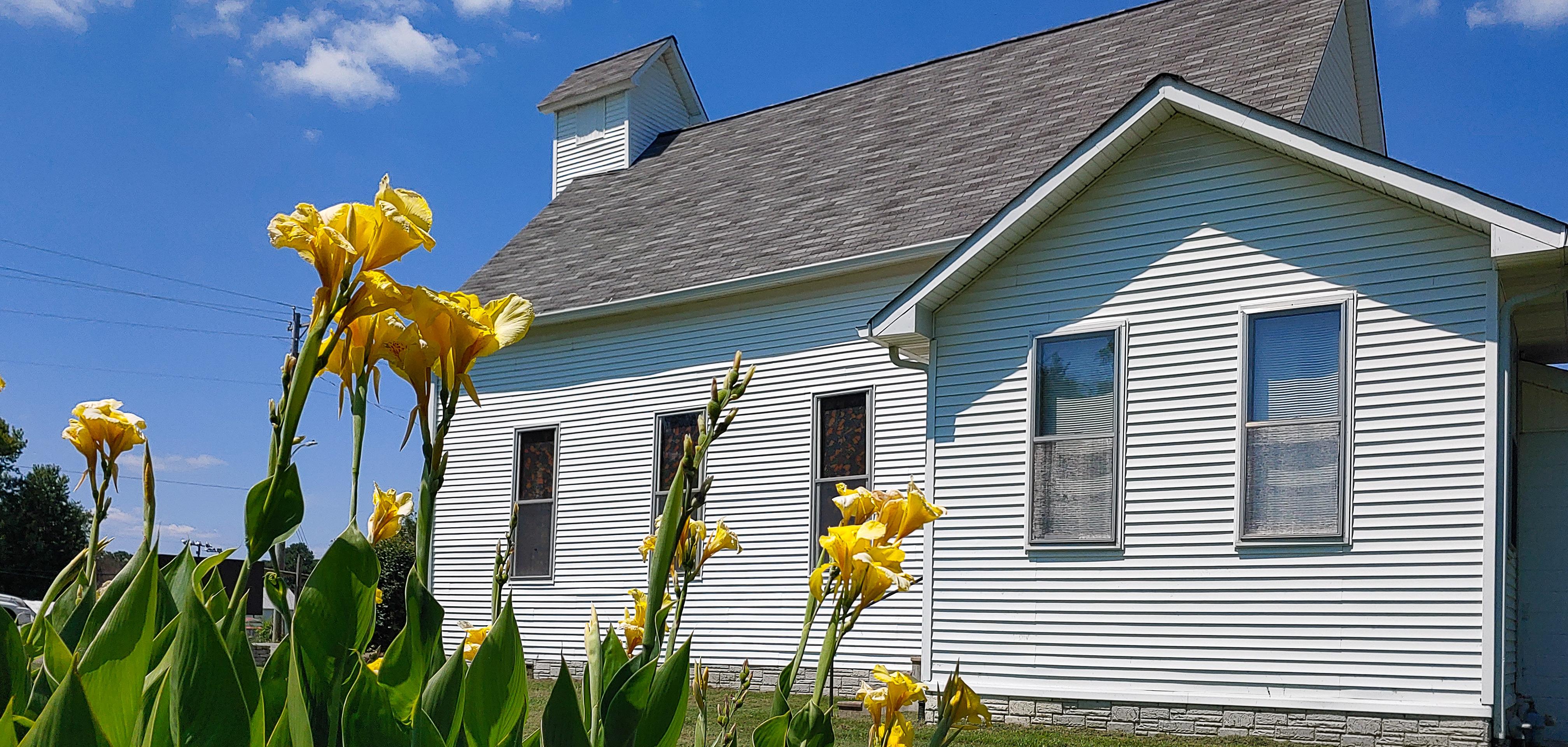 Burns United Methodist Church Garden