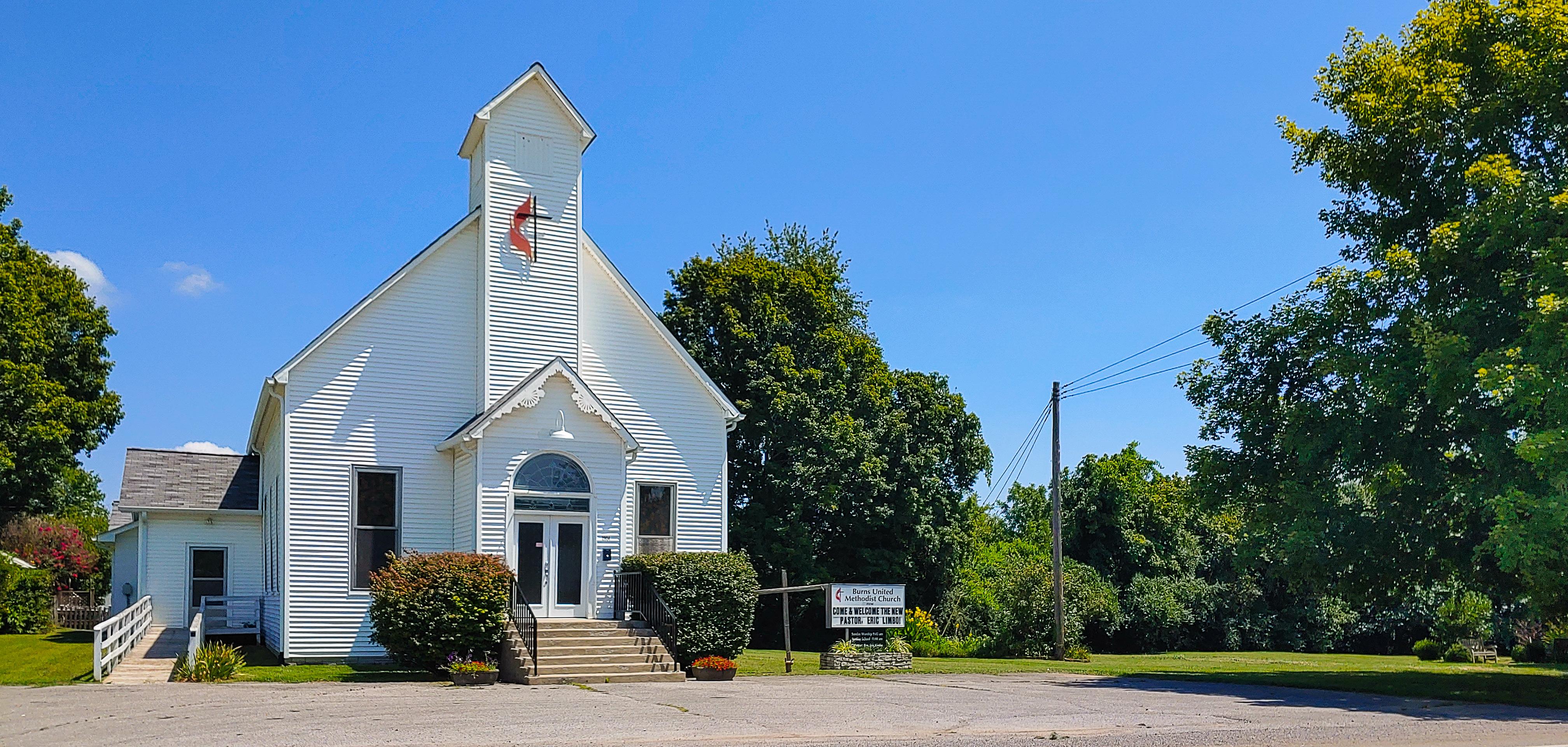 Burns United Methodist Church