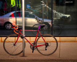 Three Modes of Transportation