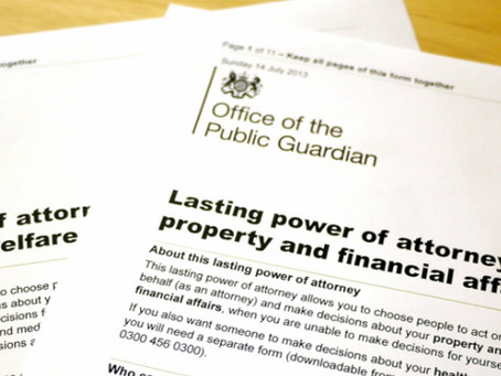 Lasting Power of Attorney Checking Service