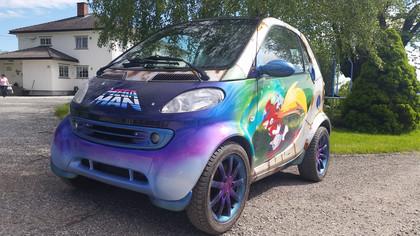 Megaman-bilen