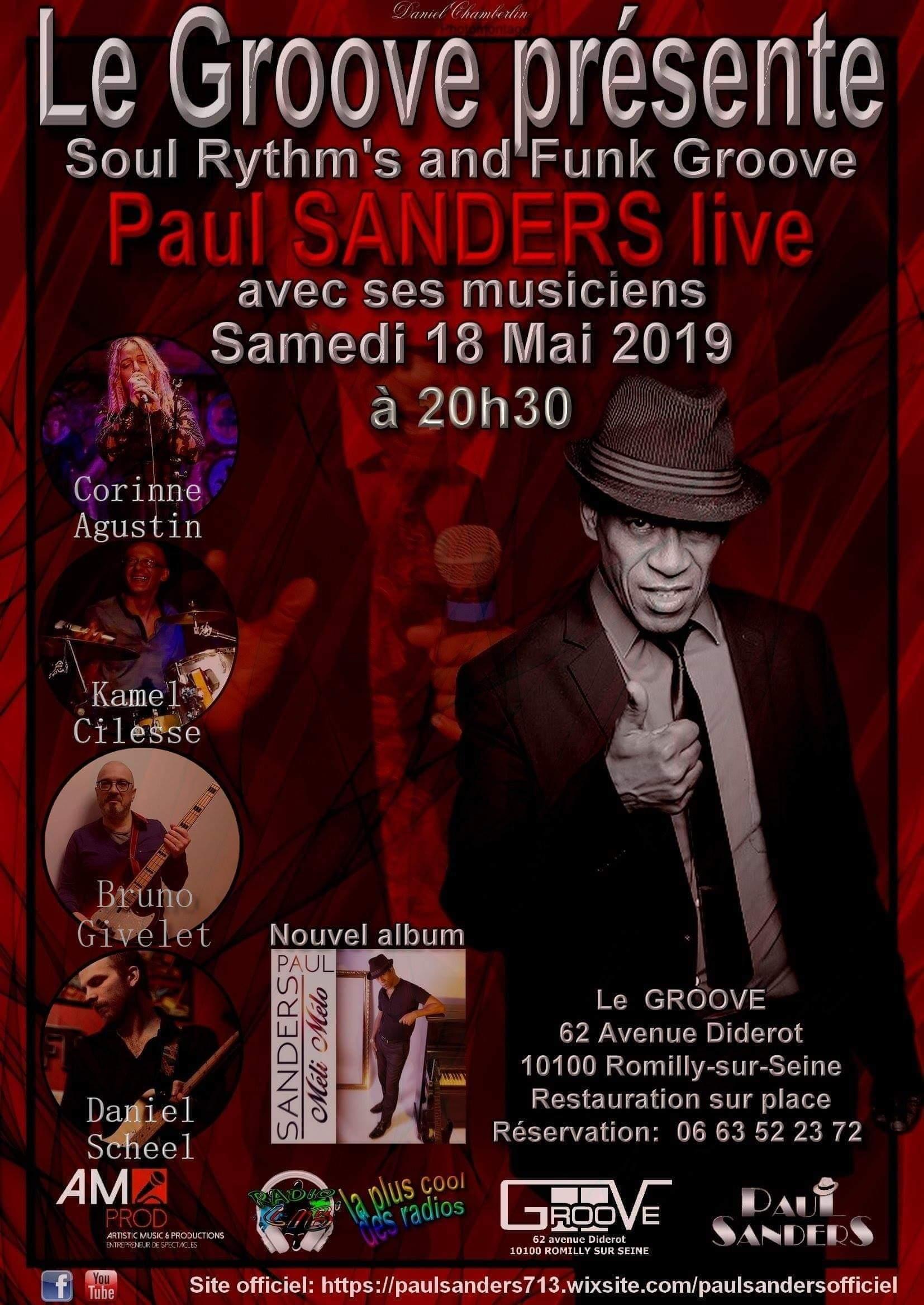 Paul LE GROOVE
