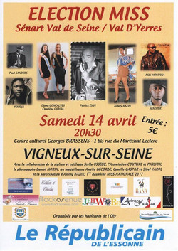 Miss Val de Seine et Val d'Yerres