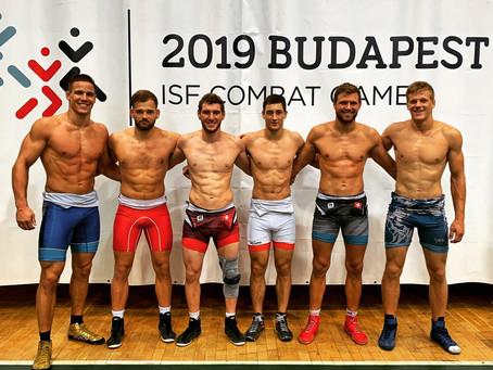 Trainingslager Budapest