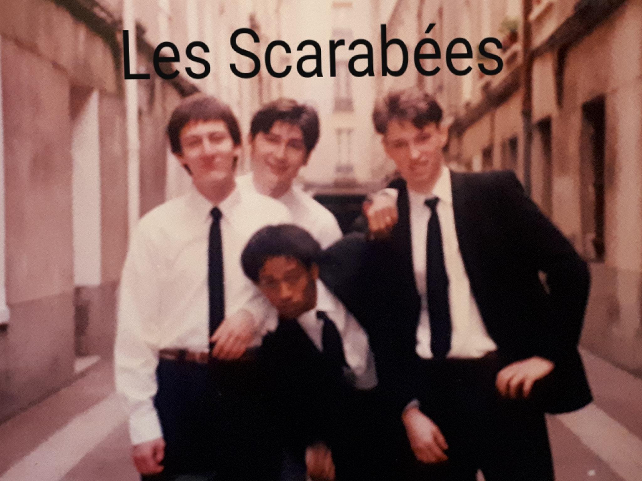 Les Scarabées. 1992