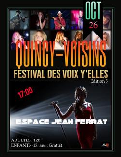 Festival des Voix y'elles 2019