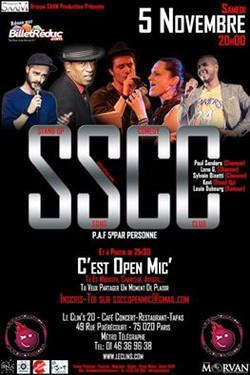 SSCC 5 nov