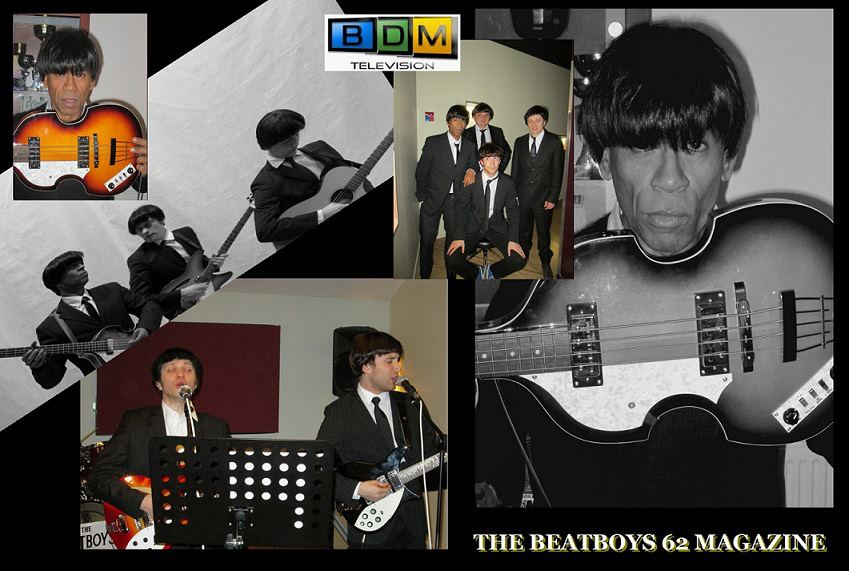 The Beatboys 62 à la TV