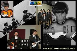 The Beatboys 62 à la TV