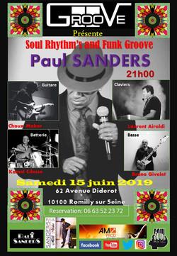 Le Groove 15 Juin