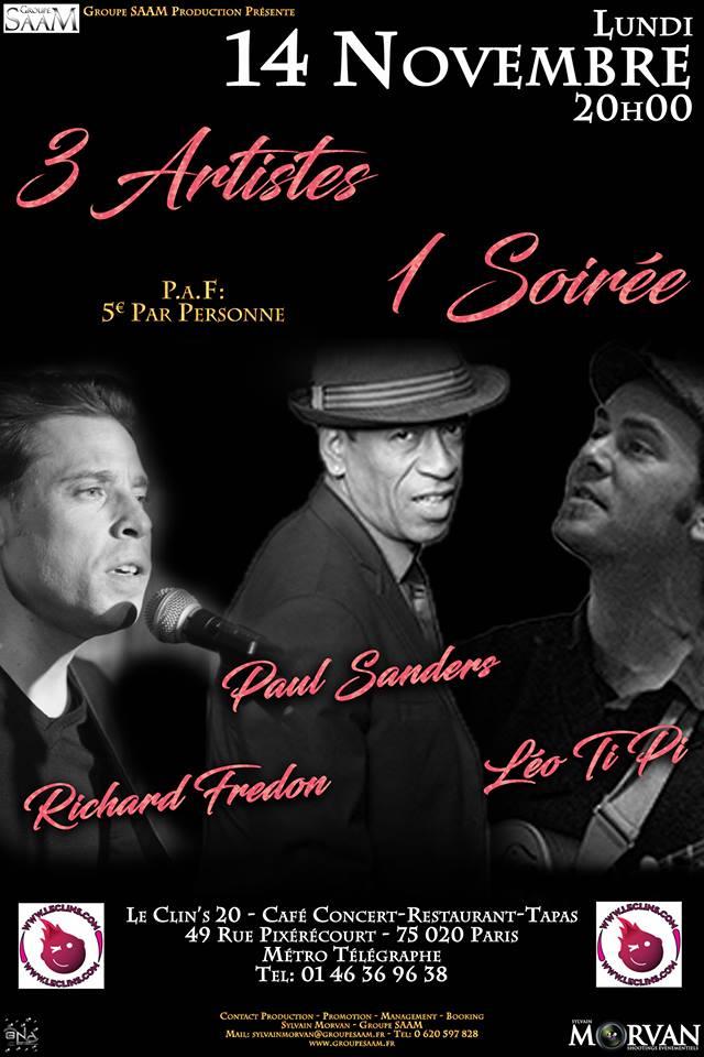 Concert 14 novembre