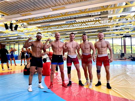 Wettkampf Wals und Trainingslager Hennef
