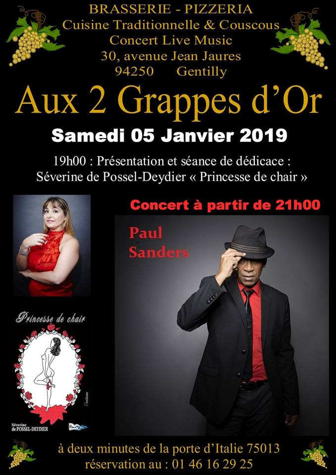 2 Grappes d or