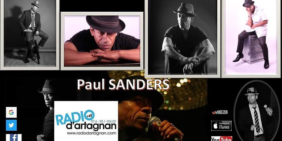 Interview de Paul SANDERS sur Radio d'ARTAGNAN