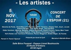 Concert Espoir 21