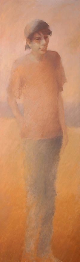 Unfinished Business (2) Oil on canvas 24