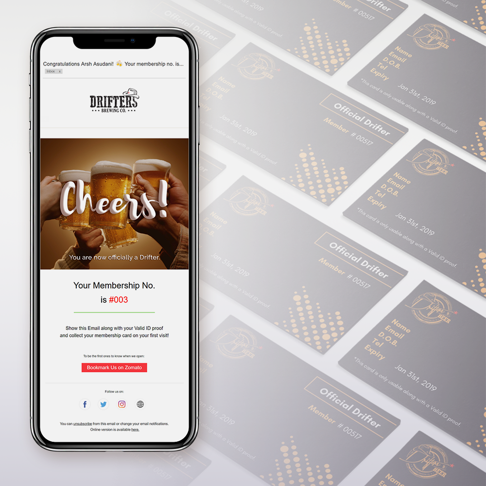 create a buzz launching a restaurant