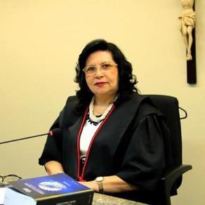 Presidente do Tribunal de Justiça é cientificada