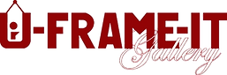 U frame it gallery logo
