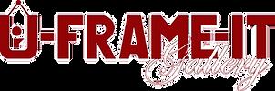 U Frame It Gallery Logo
