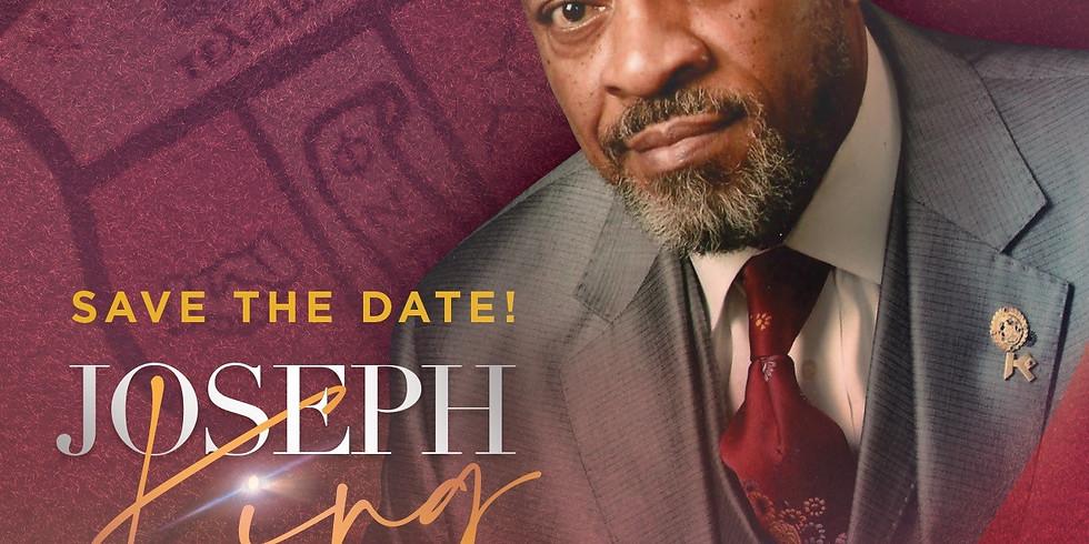 Joseph King Davis, Jr. Elder Watson Diggs Award Celebration