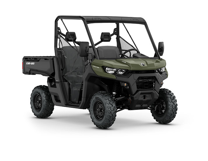 2020 Can-Am Traxter HD5 T Utility Vehicle