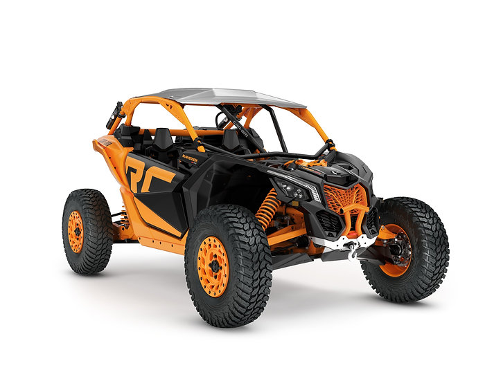 2020 Can-Am Maverick X RC Turbo RR Utility Vehicle - Non-Homologated