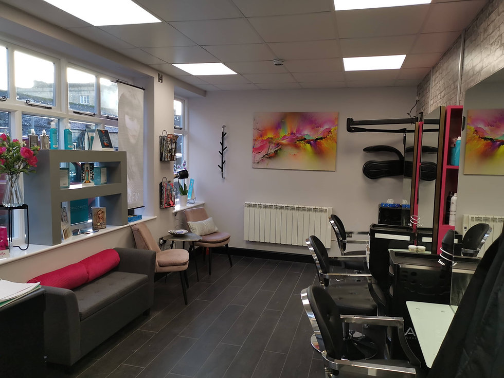 Inside Wisteria Hair & Beauty Studio In Moreton In Marsh