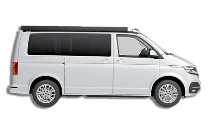Silver VW California Ocean 6.1 Campervan