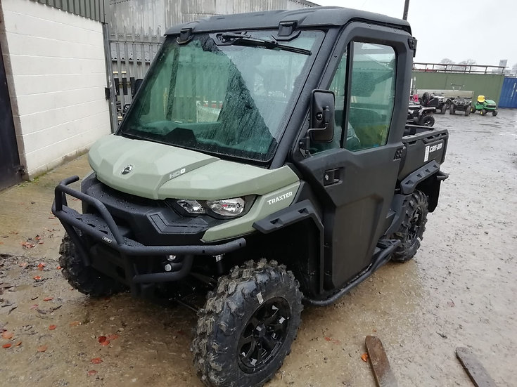 Used 2020 Can Am Traxter HD8 T1b