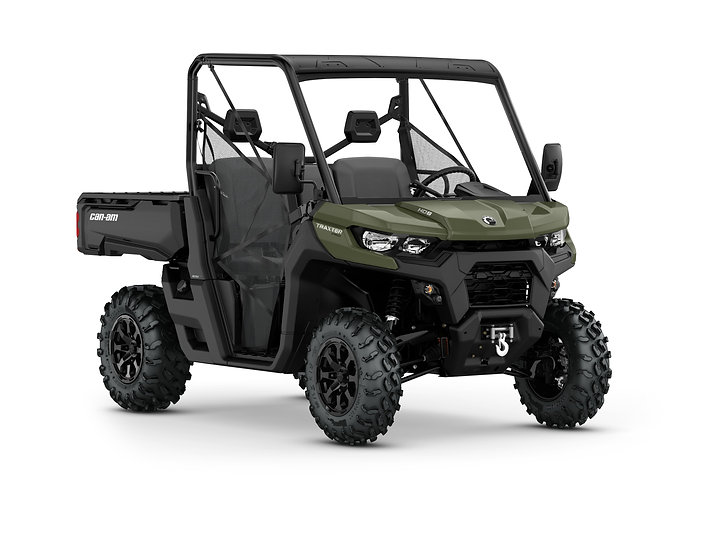 2020 Can-Am Traxter HD8 Pro T Utility Vehicle