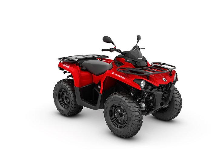 2020 Can-Am Outlander 570 STD T Quad Bike
