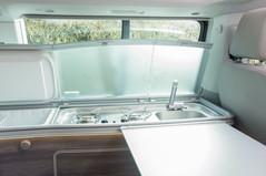 The Kitchen Inside A VW Camper California Ocean 6.0