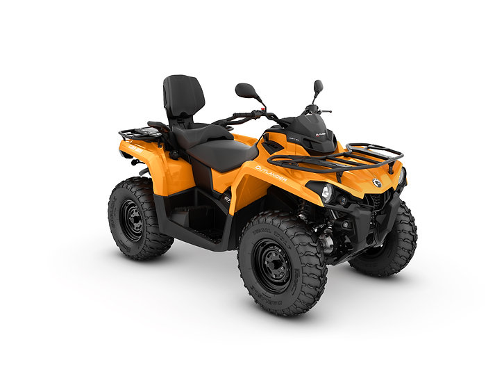 2020 Can-Am Outlander MAX 570 DPS T Quad Bike