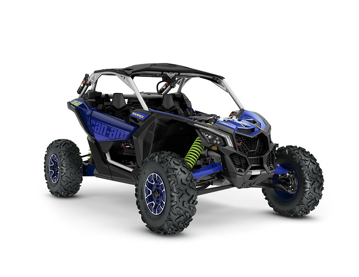 2020 Can-Am Maverick X RS Turbo RR Utility Vehicle - Non-Homologated