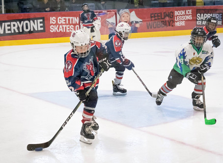 Stampede ain't afraid of no ghosts in eight goal thriller