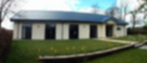 The New Parish Hall