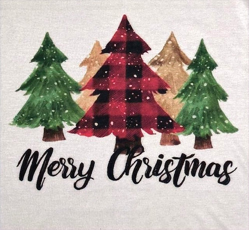 Merry Christmas Tree - Adult