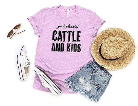 Cattle & Kids